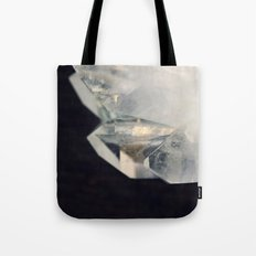 Crystal and Clear Tote Bag