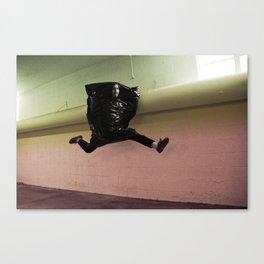 Hop Sack Canvas Print