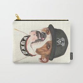 Boxer dog - F.I.P. - @chillberg (#pukaismyhomie)  Carry-All Pouch