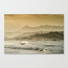 The Best of Both Worlds Canvas Print