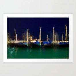 Venice #2 Art Print
