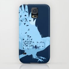 Crows on the Playground Slim Case Galaxy S5