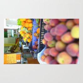 Fresh Fruit Rug