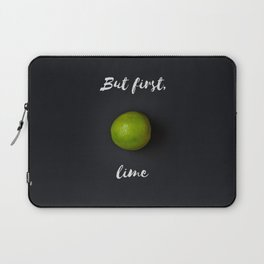 But first, lime Laptop Sleeve