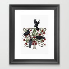 Survive and Thrive Framed Art Print