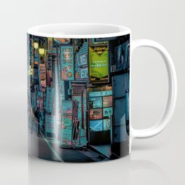Tokyo Nights / Blade Runner Vibes / Rain / Liam Wong Coffee Mug