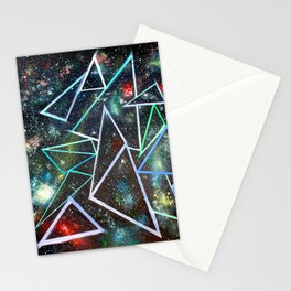 My Father's Star Charts Stationery Cards