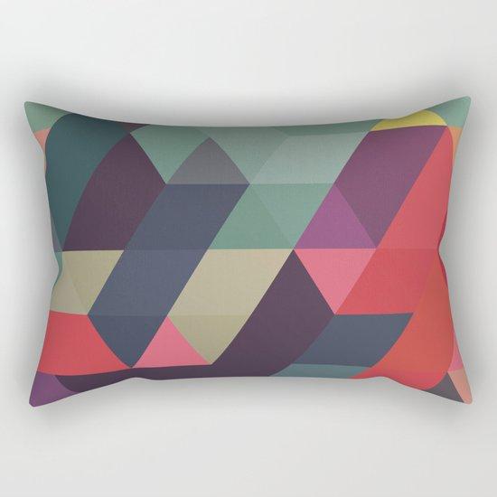 TRI II Rectangular Pillow