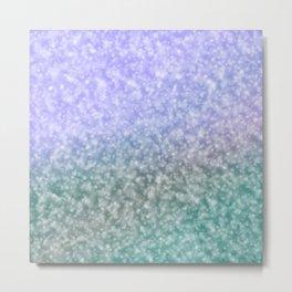 Blueish shades Metal Print