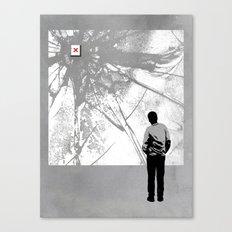 404 Canvas Print