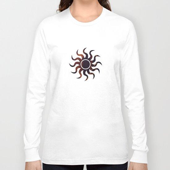 bokeh light Long Sleeve T-shirt