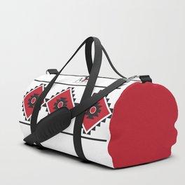 Bulgarian Folklore Inspired Design - KANATITSA Duffle Bag