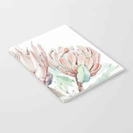 Protea #society6 #buyart Notebook