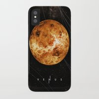 venus iPhone & iPod Cases featuring VENUS by Alexander Pohl