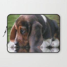 Beagle Cuteness Laptop Sleeve