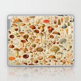 Vintage Mushroom Designs Collection Laptop & iPad Skin