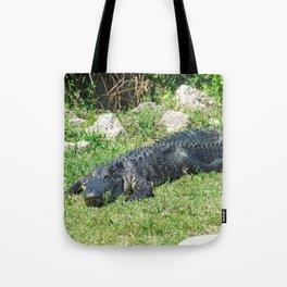 Alligator!! Tote Bag