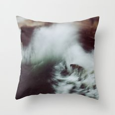 Guadalupe Wave Throw Pillow