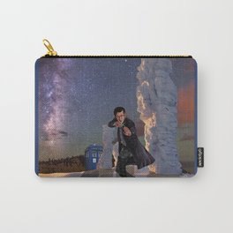 11 th Doctor Carry-All Pouch