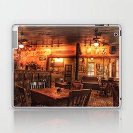 Gruene Hall Inside Laptop & iPad Skin