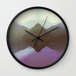 PeakY Wall Clock