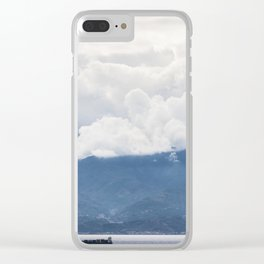 in the Strict sense Clear iPhone Case