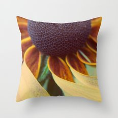 Black eyed susan 03 Throw Pillow