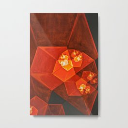 "East (""Elementals"" series) Metal Print"