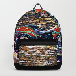 LOVE ME Some H.D. Therapy Backpack