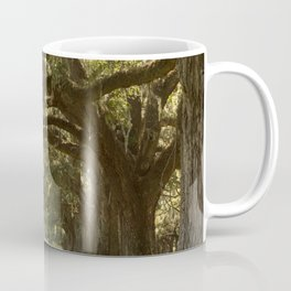 Oak And Moss Coffee Mug