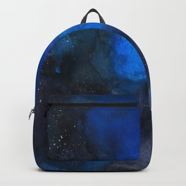 night sky with stars Backpack