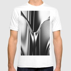 Smooth Moves Mens Fitted Tee White MEDIUM