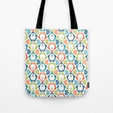 NGWINI - penguin love pattern 5 Tote Bag