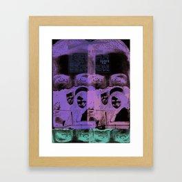 Kennedy Framed Art Print