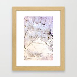 Water-colour Spring #3 Framed Art Print