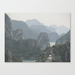 Vietoiserie Canvas Print