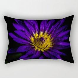 water lily Rectangular Pillow
