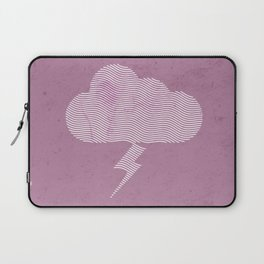 Vexed Cloud Laptop Sleeve