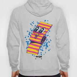 DOUBLE FLAVOURED CHEWINGUM FROM OUTER SPACE Hoody