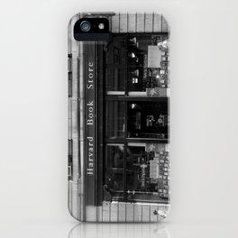 Ex Libris  iPhone Case