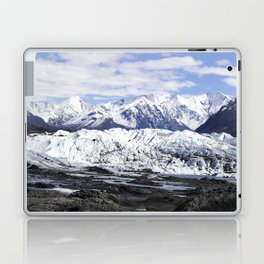 Matanusk Glacier Alaska Laptop & iPad Skin