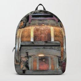 Wine Barrels Backpack