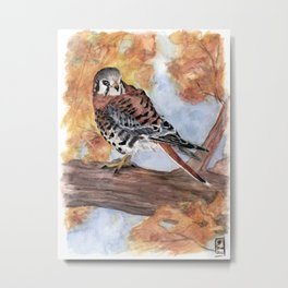 Little Guardian Metal Print