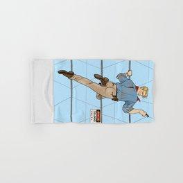 Jurassic Park Pin-Ups ~ Alan Grant Hand & Bath Towel