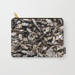 Woodchips Carry-All Pouch