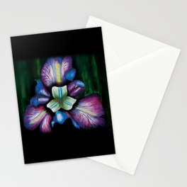 orchid/adrianamateus Stationery Cards
