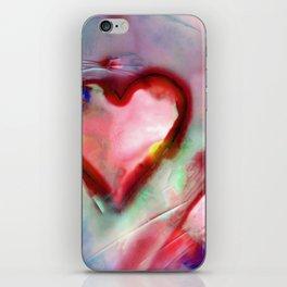 Heart Dreams 4H by Kathy Morton Stanion iPhone Skin