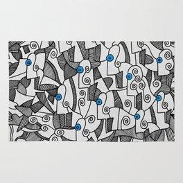 - fresque_02 - Rug