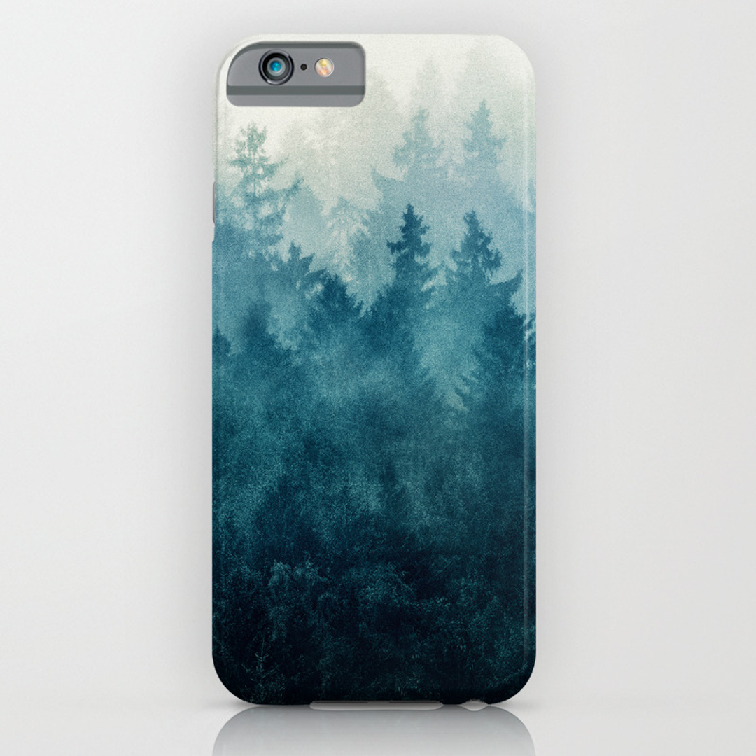 Landscape iphone cases society6 for How to make phone cases at home