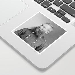 General George Crook - American Civil War Sticker